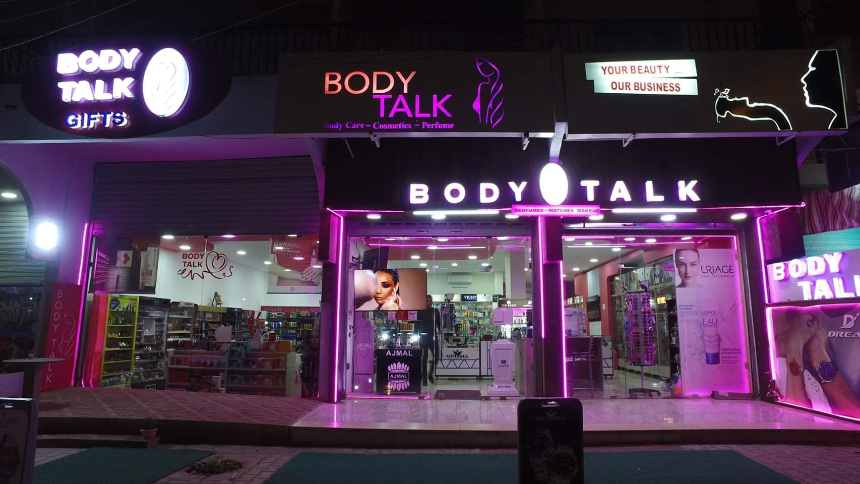 BODY TALK baalbeck