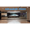 Al Kawkab, glass, mirrors and frames