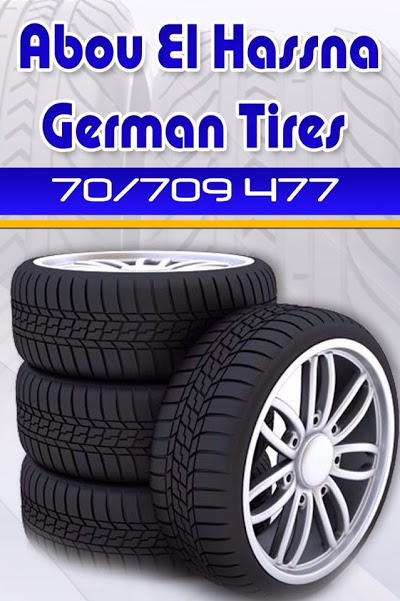 Abou El Hassna German Tires